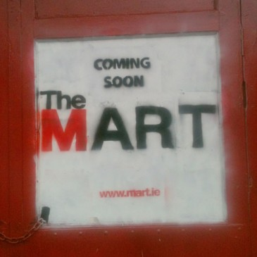 THE MART - Help Turn the Lights on !